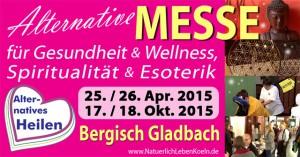 Messe 2015 April